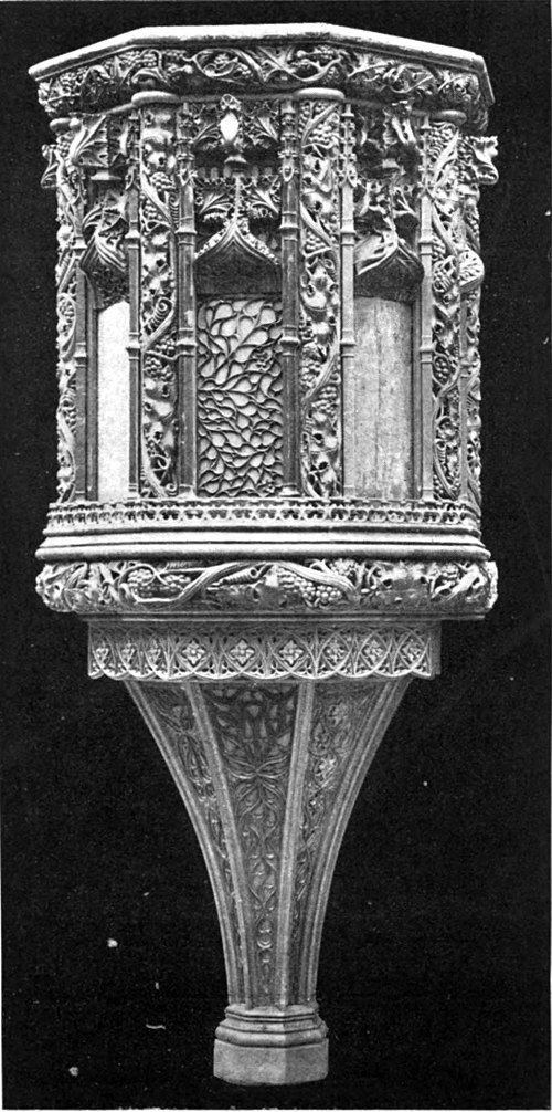 The old pulpit, Kenton (An Old English Home and Its Dependencies).jpg