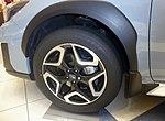 The tire wheel of Subaru XV 2.0i-S EyeSight (GT7).jpg
