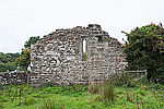Tievealough Church East Gable 2014 09 02.jpg