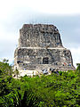 Tikal Temple IV summit shrine 2007.jpg