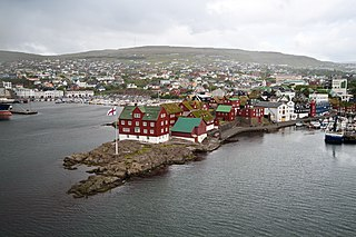 Tórshavn Capital of the Faroe Islands