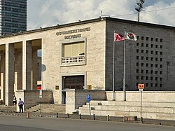 Tirana - Archeological Museum (by Pudelek) (cropped).JPG
