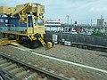 Tokaido Shinkansen Gifu-Hashima station railway track maintenancea line.jpg