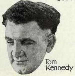 Tom Kennedy (actor) - Kennedy in an ad for The Flirt (1922)