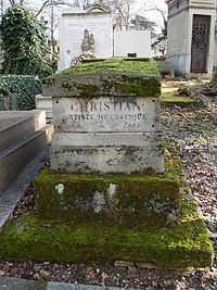 Tombe de Christian Perrin dit christian (divsion 53).JPG