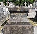 Tombe de Victor-Charles-Emmanuel Riquet de Caraman au cimetière de Fontainebleau.jpg