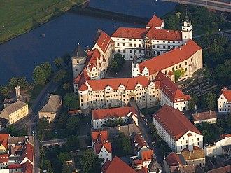 Torgau - Image: Torgau Schloß Hartenfels