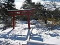 Torii am Eingang zum Japangarten im Stadtgarten Karlsruhe - geo.hlipp.de - 2830.jpg