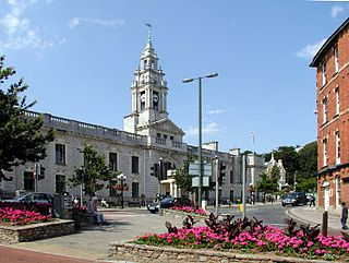 Torbay Borough and unitary authority in Devon, England