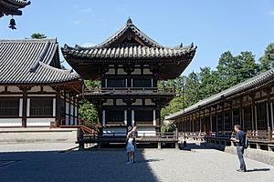 Tōshōdai-ji - Image: Toshodaiji Nara Nara pref 03n 4592
