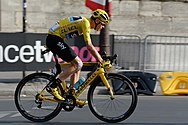 Chris Froome(2016)