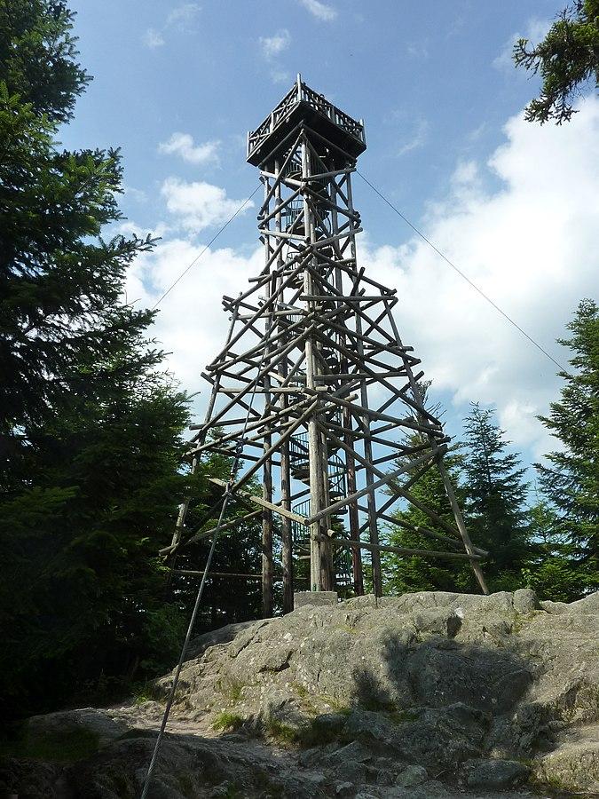 Mérelle's watchtower