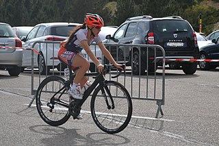 Sara Mariotto Italian cyclist