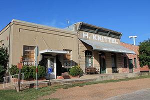 Burton, Texas - Image: Town of Burton 3