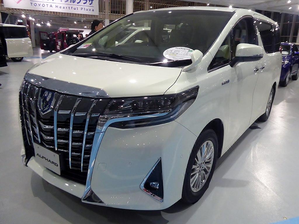 Kelebihan Toyota Alphard G Review