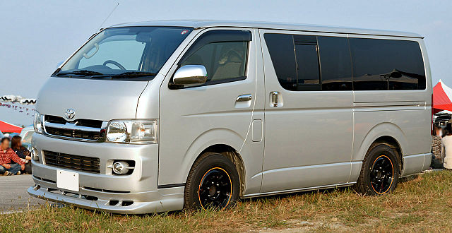 file toyota hiace h200 503 jpg wikimedia commons. Black Bedroom Furniture Sets. Home Design Ideas