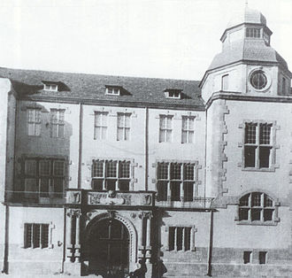 Friedrich Schrader - The Russian Commercial College in Baku, where Schrader taught from 1907 until 1908