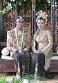 Traditional Javanese marriage costume.jpg