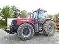Transport of Hyundai 140 LC-9 excavator using Case IH MX 240 tractor (2).jpg