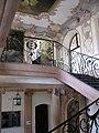 Treppenhaus des früheren Klosters Gengenbach, heute Hochschule Offenburg, Campus Gengenbach.jpg