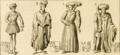 Triple gisant de Louis de Male, Marguerite de Brabant et Marguerite de Male, 1454–1455.png