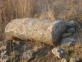 Tritaea (Achaea) - Ruins of the ancient town.