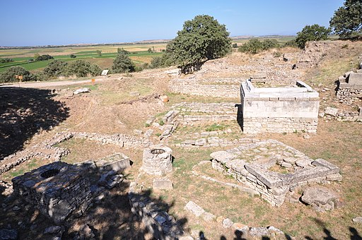 Troy archeological site (8708437345)