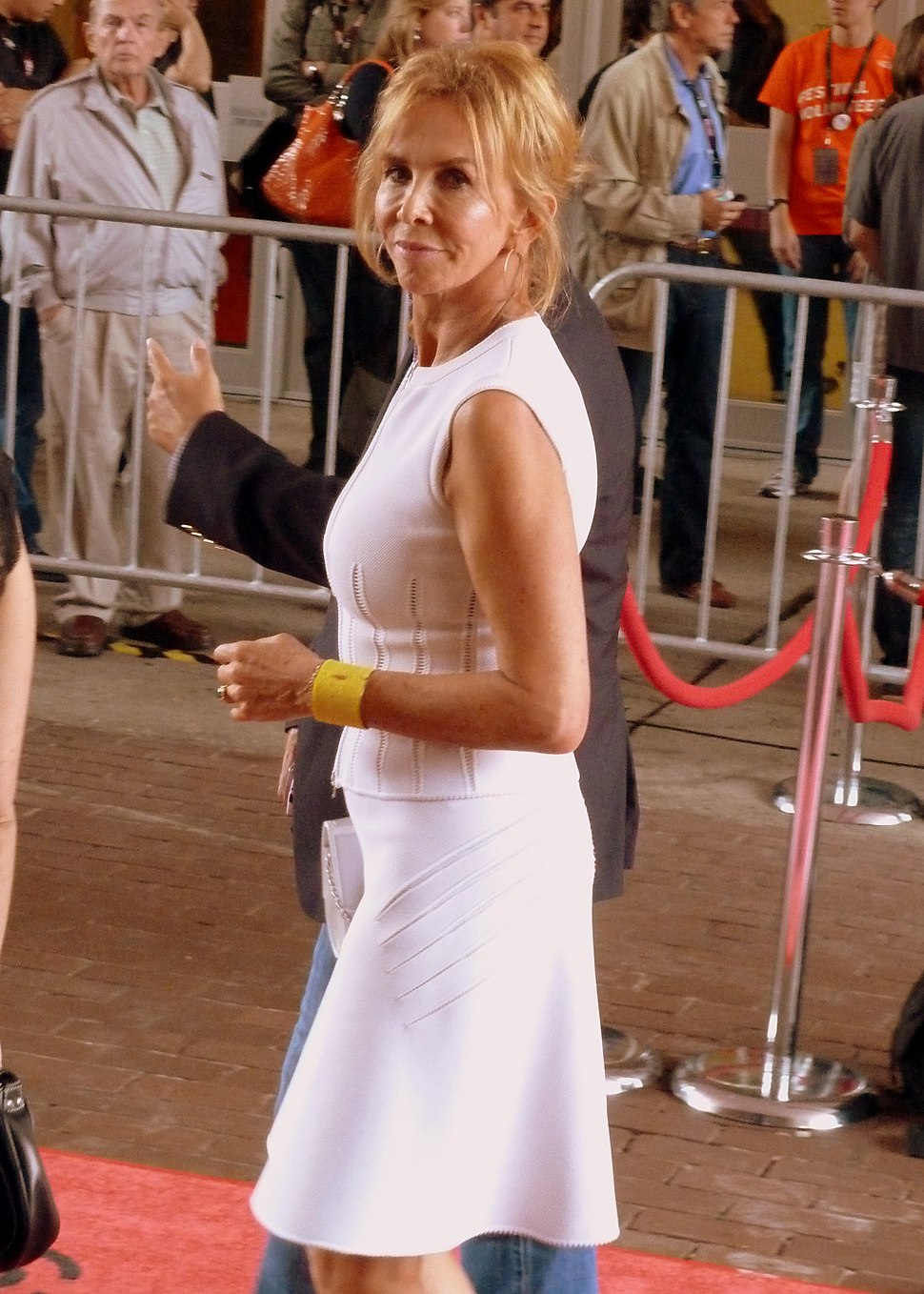Trudie Styler at the premiere of Imogene, Toronto Film Festival 2012