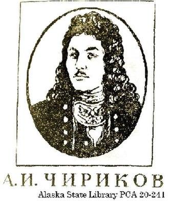 Aleksei Chirikov - Image: Tschirikow