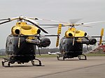 Two Explorers MD900S Helicopters (32164599004).jpg