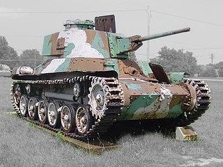 Type 97 ShinHoTo Chi-Ha medium tank Medium tank