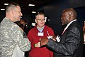 U.S. Africa Command C4ISR Senior Leaders Conference, Vicenza, Italy, February 2011 (5412860391).jpg