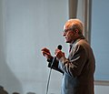 U.S. Department of Agriculture (USDA National Institute of Food and Agriculture Director Dr. Sonny Ramaswamy opened his address about to approximately 300 4-H youth members of the 2013 National 4-H Conference (Pic 6).jpg