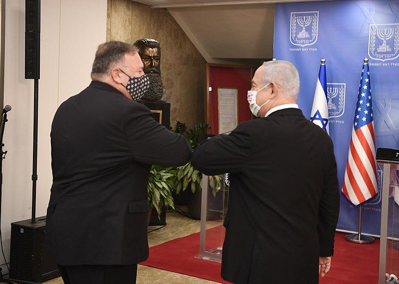 File:U.S. Secretary of State Michael R. Pompeo meets PM Netanyahu (50278412317).jpg