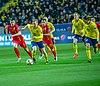UEFA EURO qualifiers Sweden vs Romaina 20190323 25.jpg