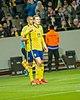 UEFA EURO qualifiers Sweden vs Romaina 20190323 Viktor Claesson 3.jpg