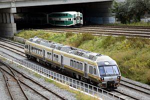 Indigo Line - The Nippon Sharyo DMU is proposed for Indigo service