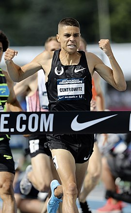Image illustrative de l'article Matthew Centrowitz
