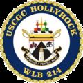USCGC Hollyhock (WLB-214) COA.png