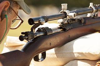 Chamber (firearms) part of a firearm