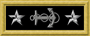 John Rodgers (American Civil War naval officer) - Image: USN Rear Admiral rank insignia