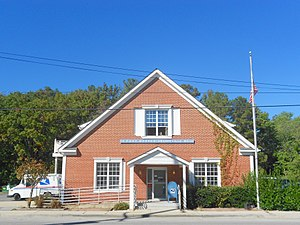 Grasonville, Maryland - Image: USPO Grasonville MD 21638