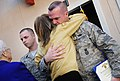 USSOCOM commander Eric Olson presents Airman's Medals to two airmen.JPG