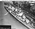 USS Beale (DD-471) at the Hunters Point Naval Shipyard, California (USA), on 13 January 1945 (NH 103757).jpg