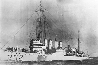 USS <i>Hovey</i> Clemson-class destroyer of the United States Navy