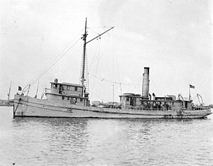 USS McKeever Brothers (SP-683)