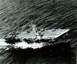 USS <i>Sargent Bay</i> Casablanca-class escort carrier of the US Navy