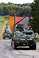 US Army 121015-A-BS310-140a Combat vehicles travel in a convoy during Saber Junction 2012 and enter Schalkenthan, a village near Grafenwoehr, Germany, Oct. 15, 2012.jpg