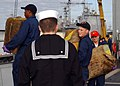 US Navy 070112-N-8544C-072 Sailors aboard the guided missile frigate USS Robert G. Bradley (FFG 49) offload 23 tons of illegal drugs seized in a multi-national and interagency effort to interdict the flow of narcotics into the.jpg