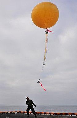 Gas balloon - Simple English Wikipedia, the free encyclopedia
